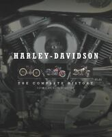 Harley-Davidson: The Complete History: By Holmstrom, Darwin
