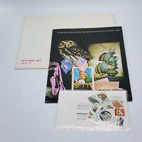 1978 USPS Set of Commemorative mint set w/postage STAMPS SEALED orig Envelope