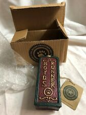 Nwt Boyds Bears Accessory Humbolts Whiz Bang Runner Cast Iron Snow Sled Retired