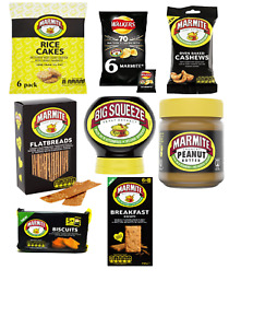 The ultime Marmite lovers gift box for any occasion for anyone- Tracked service