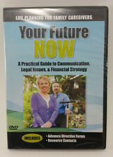 Your Future NOW - Life Planning For Family Caregivers DVD - FREE SHIPPING!