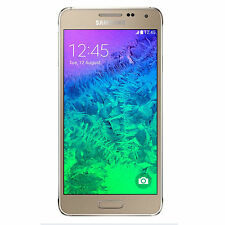 Samsung Galaxy Alpha G850a 32GB AT&T Unlocked GSM LTE Quad-Core Phone - Gold