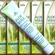 Hübner Aloe Vera Nachtcreme 50ml Pflege regenerativ Feuchtigkeit jede Haut vegan