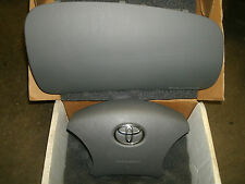 07 06 05 Sequoia/Tundra main Airbags both driver passenger Toyota Air Bags GRAY