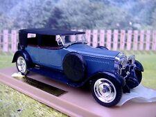 1/43  Solido (France)  Hispano Suiza 1926