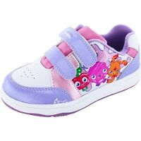 Girls Moshi Monsters Skate Trainers Shoe Sizes 8-2