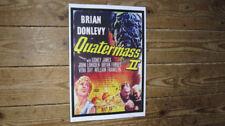 Quatermass II Film Repro POSTER