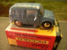 Schuco Piccolo VW Fridolin blau 05091