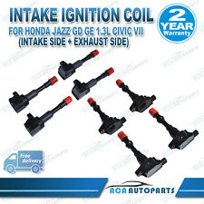 Heavy Duty Ignition Coil for Honda Jazz 1.3L & Honda Civic VII 1.3L L13A1 LDA1