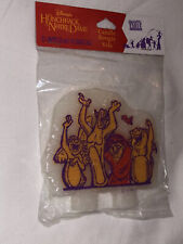 Disney's The Hunchback of Notre Dame Candle Birthday Party Vintage Hallmark NEW