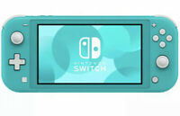 Nintendo Switch HDHSBAZAA Lite - Turquoise New Sealed
