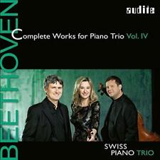 Swiss Piano Trio - Beethoven: Complete Works For Piano Trio Vol IV (NEW CD)