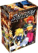 SLAYERS TRY - SAISON 3 - COFFRET DVD REGION/ZONE 2 VIEWED ONCE