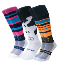 WackySox 3 Pair Saver Pack Rugby Socks, Hockey Socks - Butter Wouldn't Melt