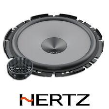 "HERTZ UNO K170 6.7"" 17CM COMPONENT 2 WAY CAR VAN STEREO SPEAKER SET PAIR 280W"