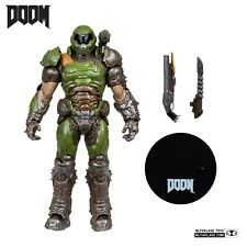 "Doom Eternal Doomslayer Classic 7"" Figure McFarlane Toys IN STOCK"
