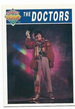 1994 Cornerstone DR WHO Base Card (67) The Doctors
