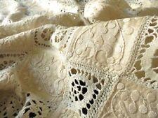 Antique Lace U0026 Crochet Tablecloths | EBay