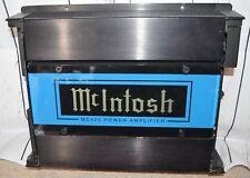McIntosh MC420 Car Power Amplifier 4 Channel 50W x 4 Environmental Equalizer
