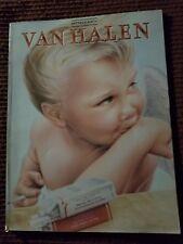 Van Halen 1984 Songbook