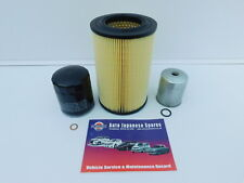 Mazda Bongo 1995 - 2005 2.5TD FILTER KIT + SERVICE BOOK ( FREE SHIPPING )