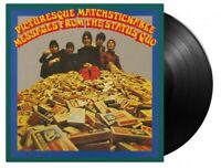PICTURESQUE MATCHSTICKABLE MESSAGES FROM THE STATUS QUO (STEREO) vinyl lp