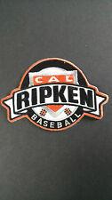 Cal Ripken MLB Patch the Iron Man Sew On /Iron On Inch Patch baseball