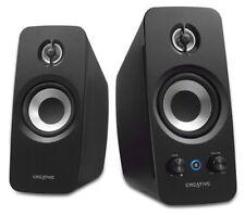 Enceintes Bluetooth avec contrôle du volume pour ordinateur