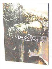 Dark Souls II 2 Guía Completa Prólogo Sony PS4 libro 2015 Ltd