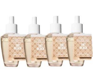 4-Pack Bath & Body Works TIKI BEACH Fragrance Wallflowers Refills 0.8oz