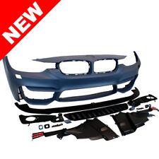 12-15 BMW F30 3-Series M3 Fog Style No PDC Front Bumper Kit w/ Aero Lip