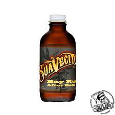 Suavecito Bay Rum Aftershave 4 oz. bottle