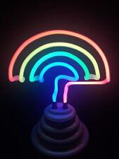 Rainbow Neon light night light nursery light home bar showroom party novelty