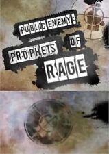 PUBLIC ENEMY: PROPHETS OF RAGE - BBC DOCUMENTARY DVD hip hop chuck d flavor flav