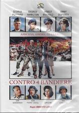 Dvd **CONTRO 4 BANDIERE** di Umberto Lenzi nuovo sigillato 1979