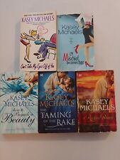 Kasey Michaels Book Lot of 5, How to Beguile a beauty and 4 others
