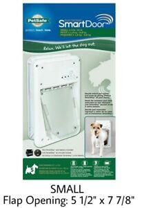 PetSafe® Electronic SmartDoor™ Pet Door - SMALL for Dogs 4-15 lbs