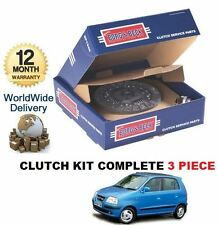 FOR HYUNDAI AMICA 1.1 GSI CDX 2005-->ON  NEW 3 piece CLUTCH KIT *OE QUALITY*