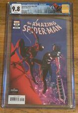 AMAZING SPIDER-MAN #54 Variant INCENTIVE  Rare CGC 9.8 Custom LABEL Mile MORALES