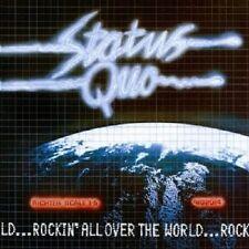 "STATUS QUO ""ROCKIN´ ALL OVER THE WORLD"" CD NEUWARE"