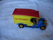 New Matchbox 1910 Renault AG 'Le Figaro' Models of Yesteryear Collectibles