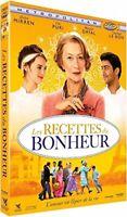 Les Recettes du bonheur // DVD NEUF