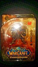 NIB World of Warcraft Dwarf Warrior Thargas Anvilmar DC Action Figure WOW