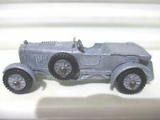 Lesney Matchbox 1958 Models of Yesteryear Y5A UNPAINTED 1929 LeMans Bentley Mint