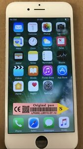 Genuine Quality Replacement 3D Lcd Screen For Original Apple iPhone 6S White
