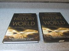 The Times Complete History Of The World -  Large Book. 8th Ed, 2010 W/SLIP COVER