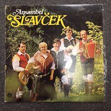 Ansambel Slaveck Self Titled LP Vinyl 1983 PGB GTB 2112396 Folk Country Polka