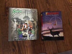 Barnes &Sierra Reloading Rifle Reloading books