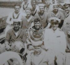 Royal Navy PO  HMS DESPATCH  group of 28 photos 3 postcards 1 portrait lot