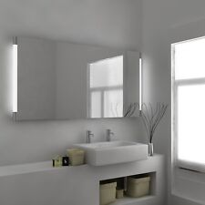 LED Illuminated Bathroom Mirror with Sensor, Shaver and Demister c343